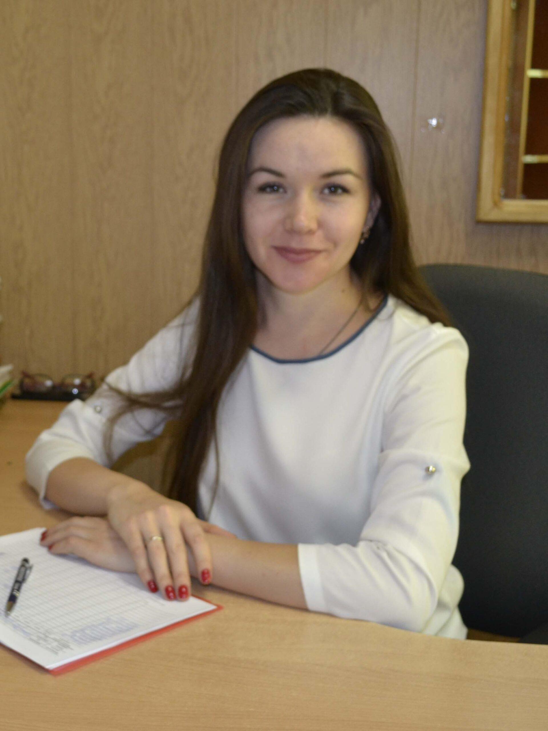 Австрицкая Виктория Геннадьевна