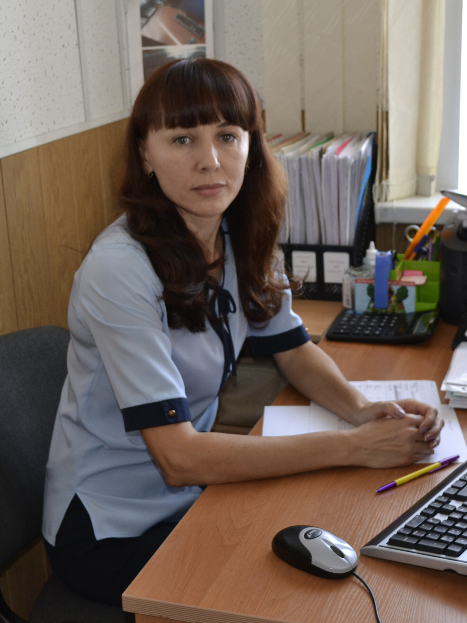 Алейник Виктория Владимировна