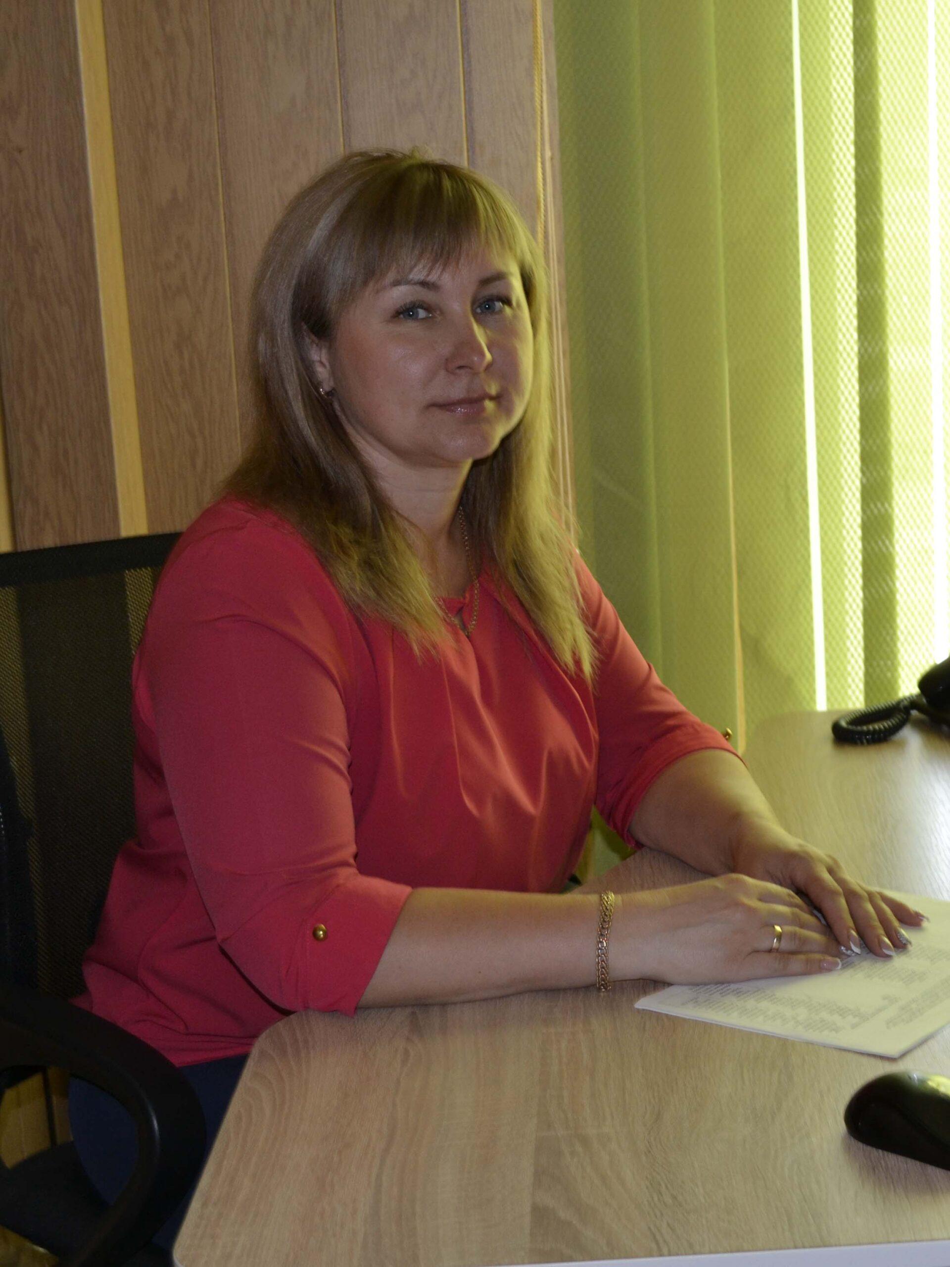 Василенко Вита Николаевна