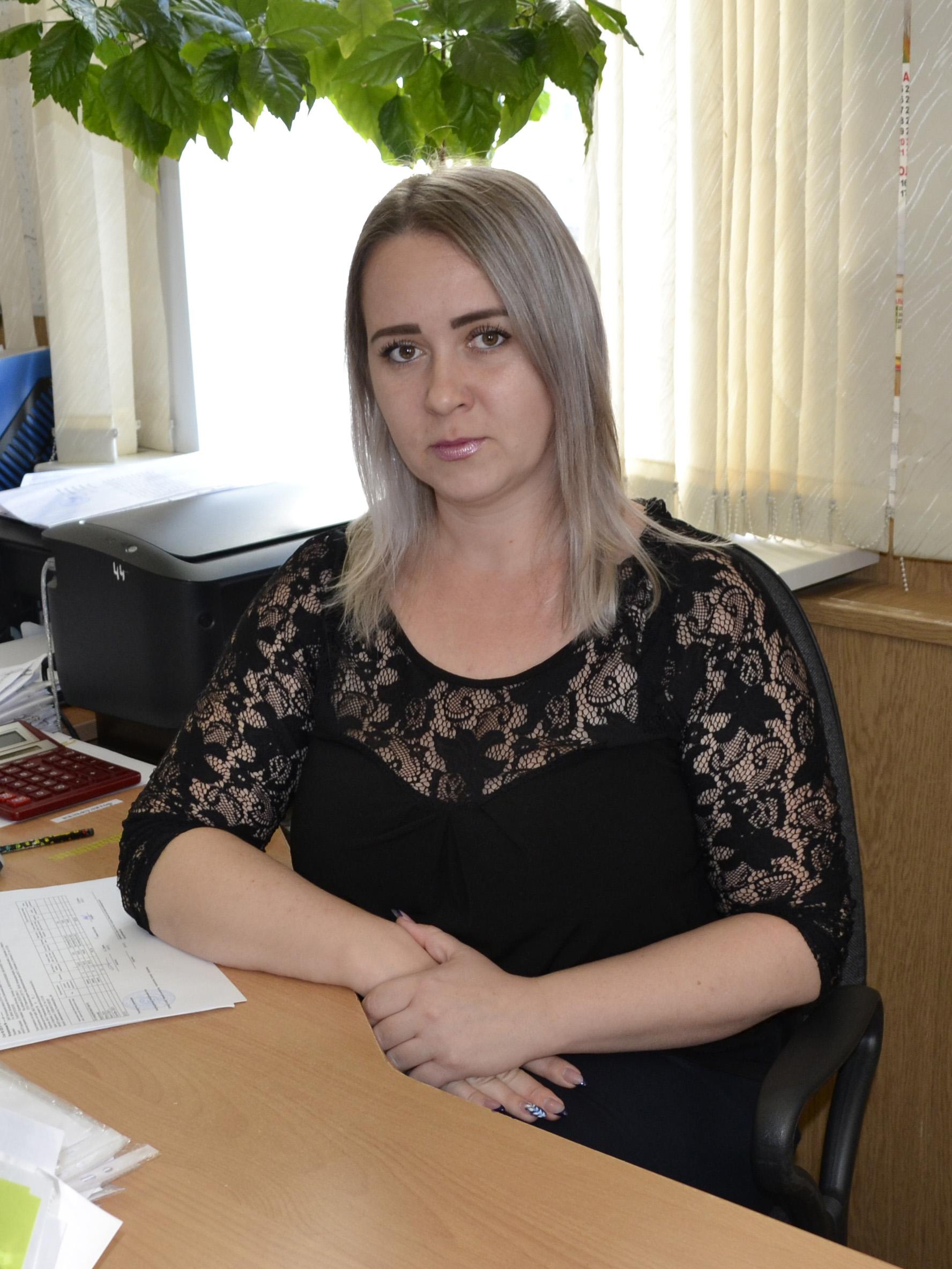 Калошина Рената Павловна