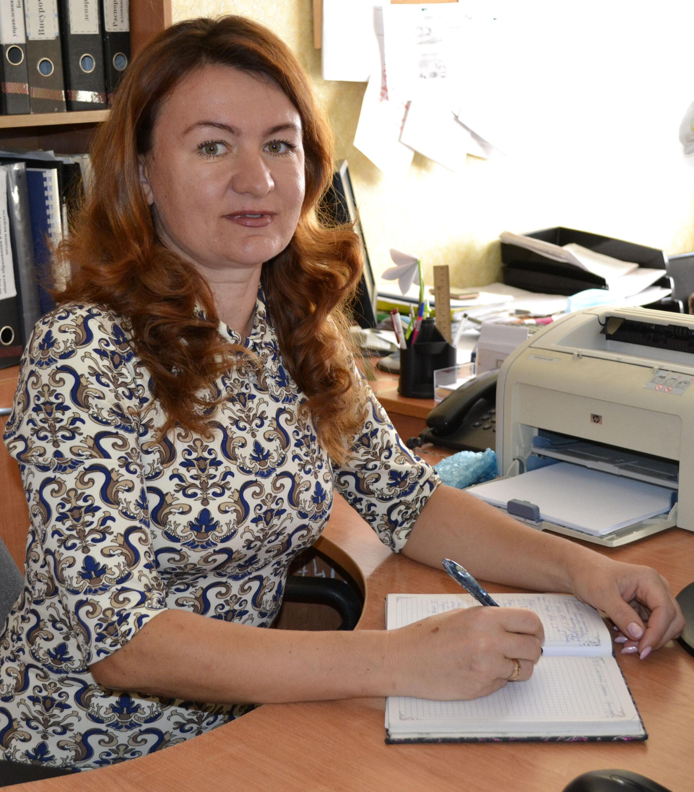 Мухаметшина Светлана Васильевна