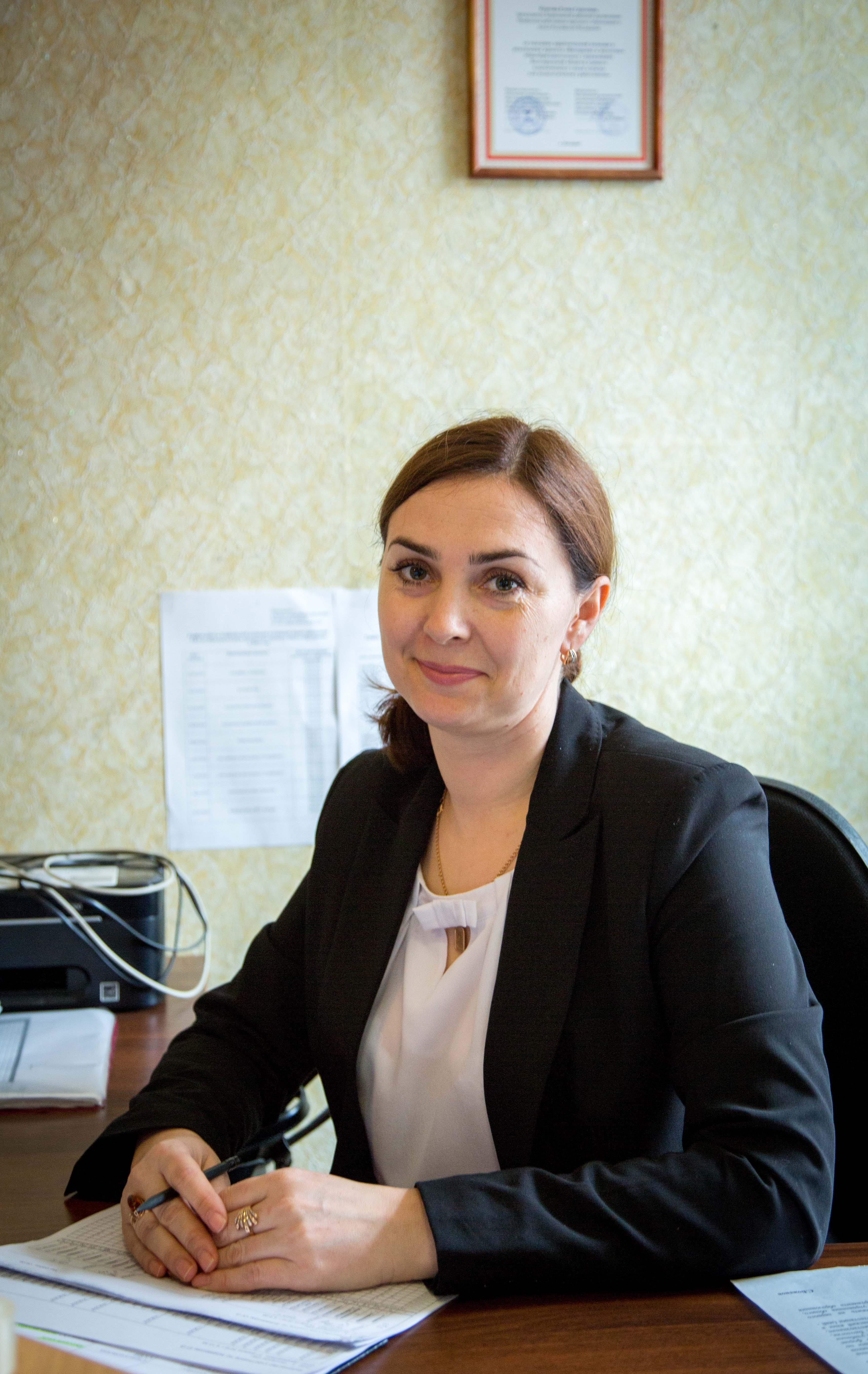 Куртова Елена Сергеевна