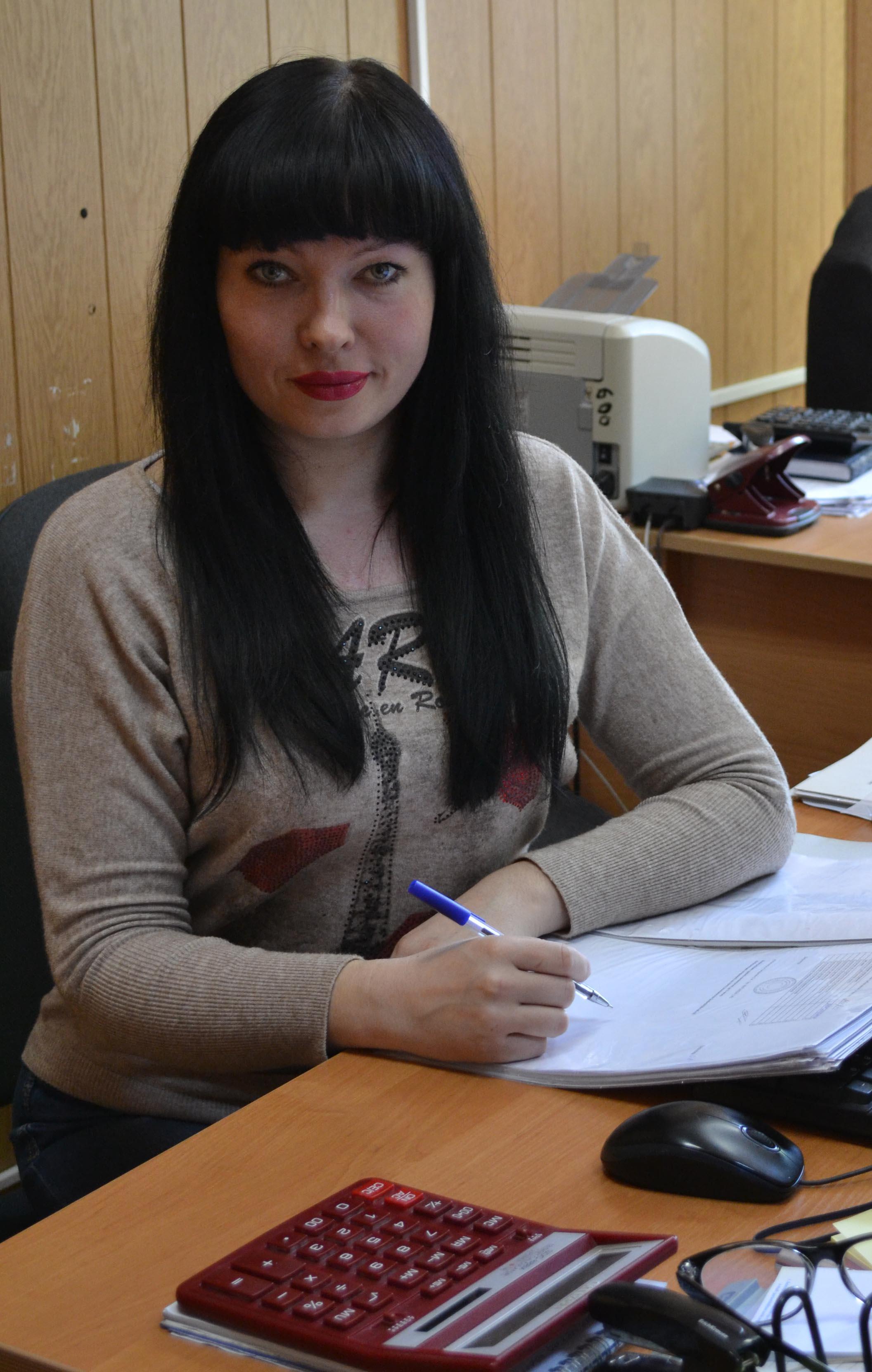 Гончарова Римма Александровна