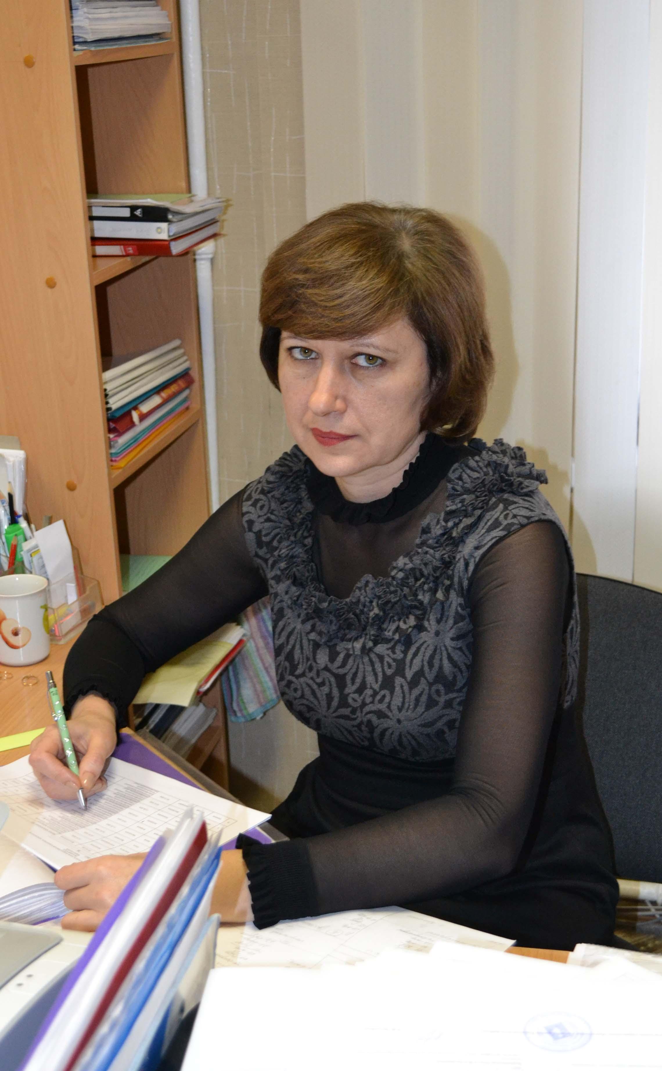 Осыченко Ольга Леонидовна