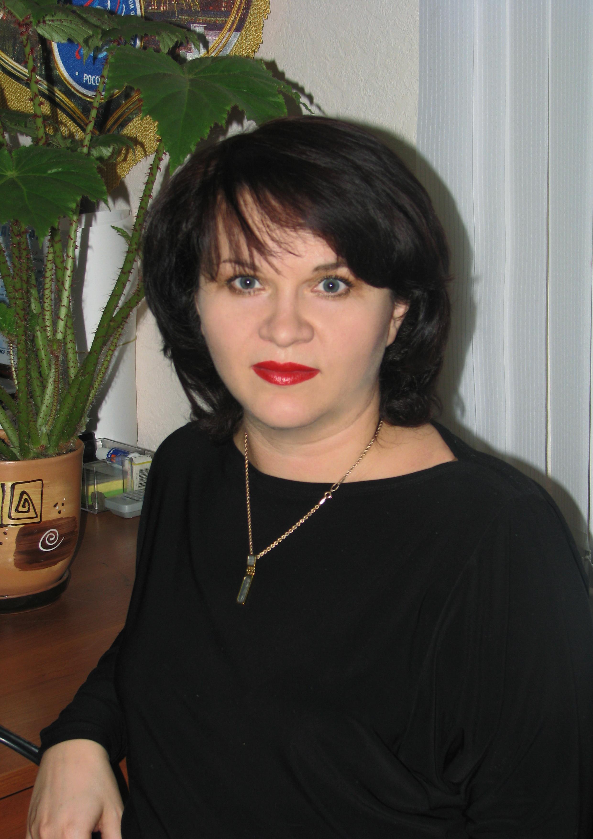 Чухлебова Елена Ивановна